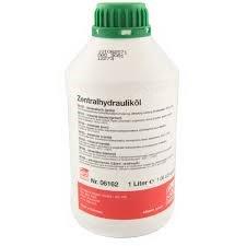 Масло гидравлическое минеральное цвет зеленый FEBI 6162