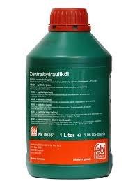 Масло гидравлическое синтетическое цвет зеленый FEBI 06161