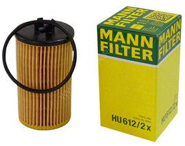 Фильтр масляный GM MANN HU6122X